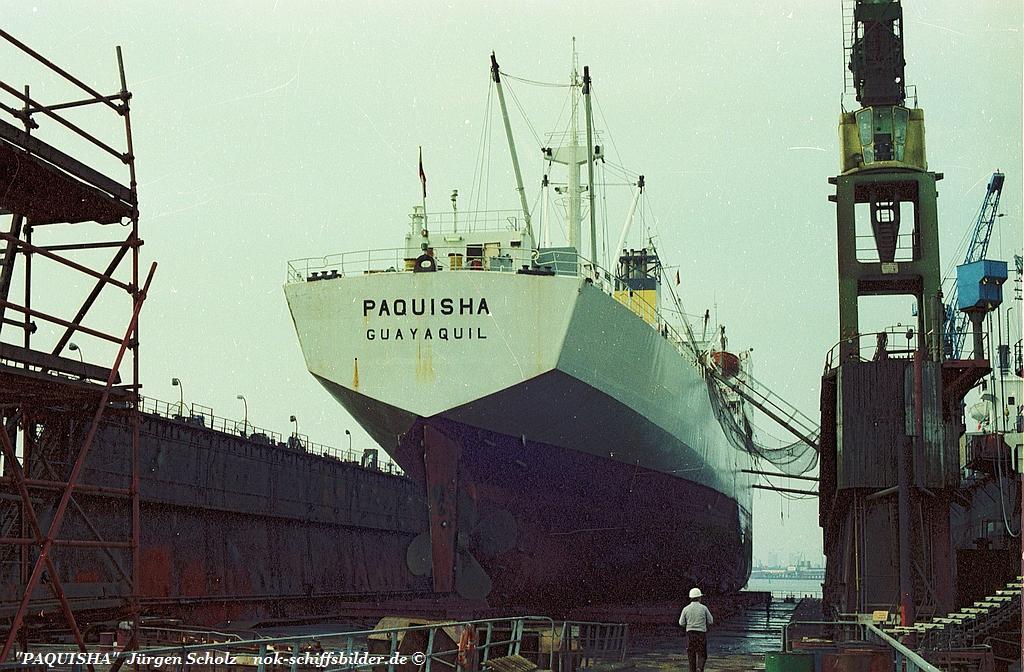 PAQUISHA