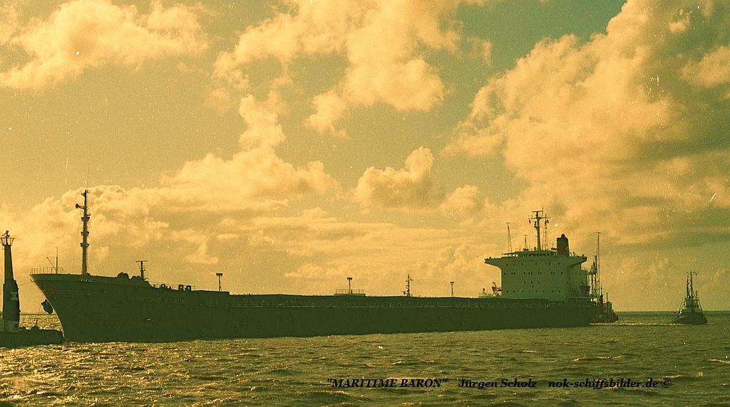 MARITIME BARON  Weser Bremerhaven 08.1987.jpg