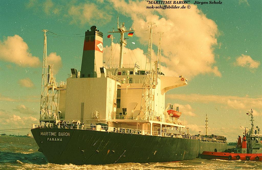 MARITIME BARON  Weser Bremerhaven 08.1987 va.jpg