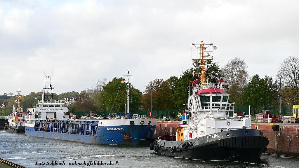 Ingeborg-Pilot Maschinenschaden