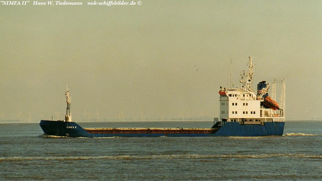 Nimfa II, POL - 21.02.00 Cux