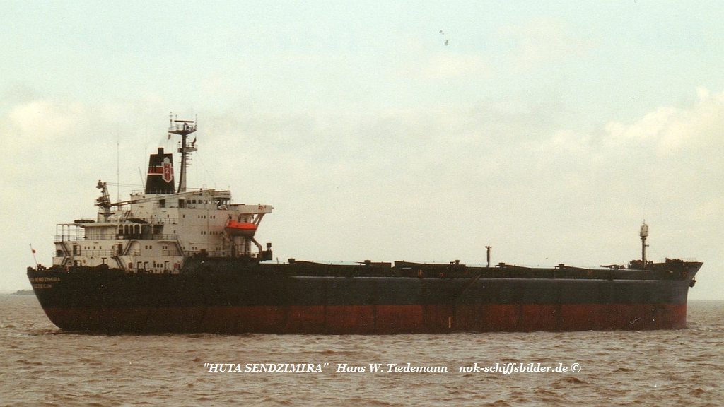 Huta Sendzimira, POL- 15.02.95 SMD