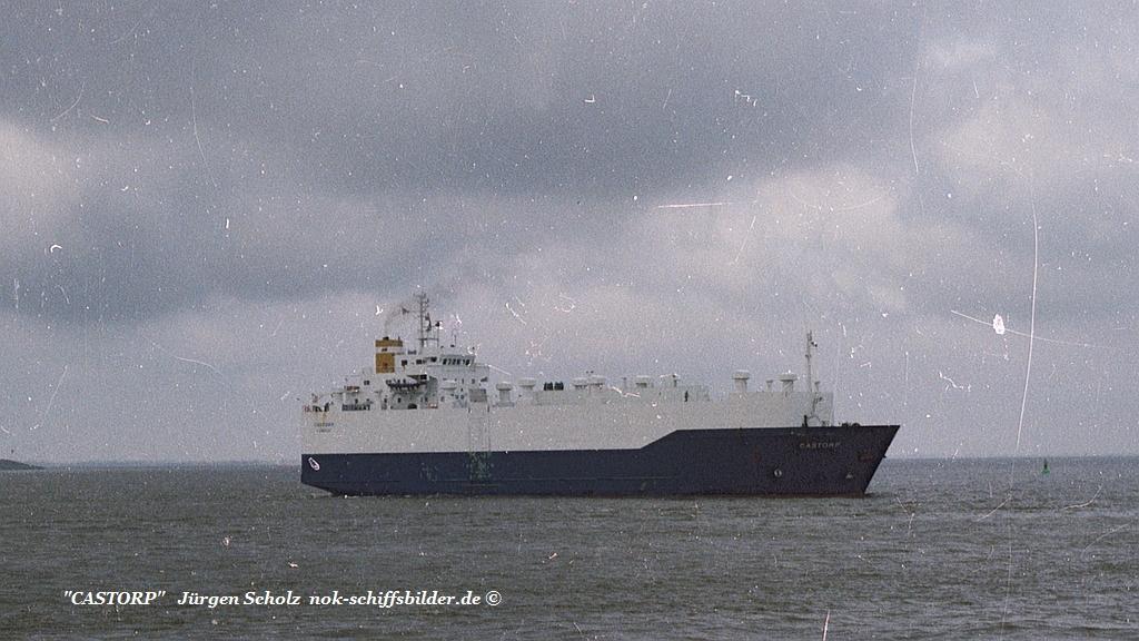 CASTORP Weser Bremerhaven 04.1983