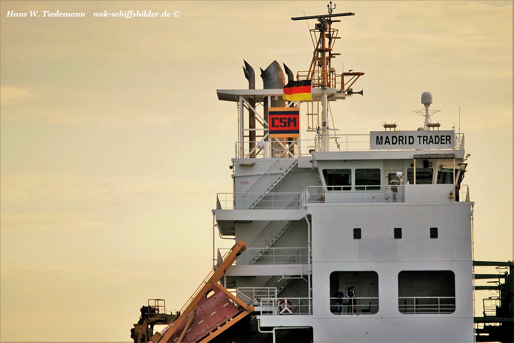 MADRID TRADER -LIBERTY BLUE  SHIPMANAGEMENT