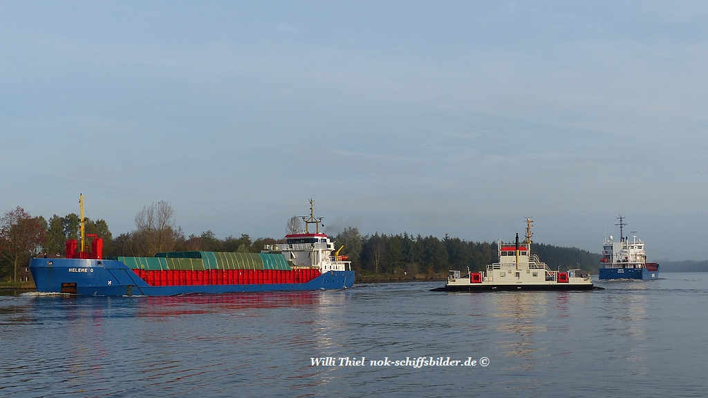 Schiffsverkehr ...