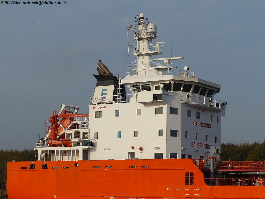 URSULA ESSBERGER - Essberger Reederei