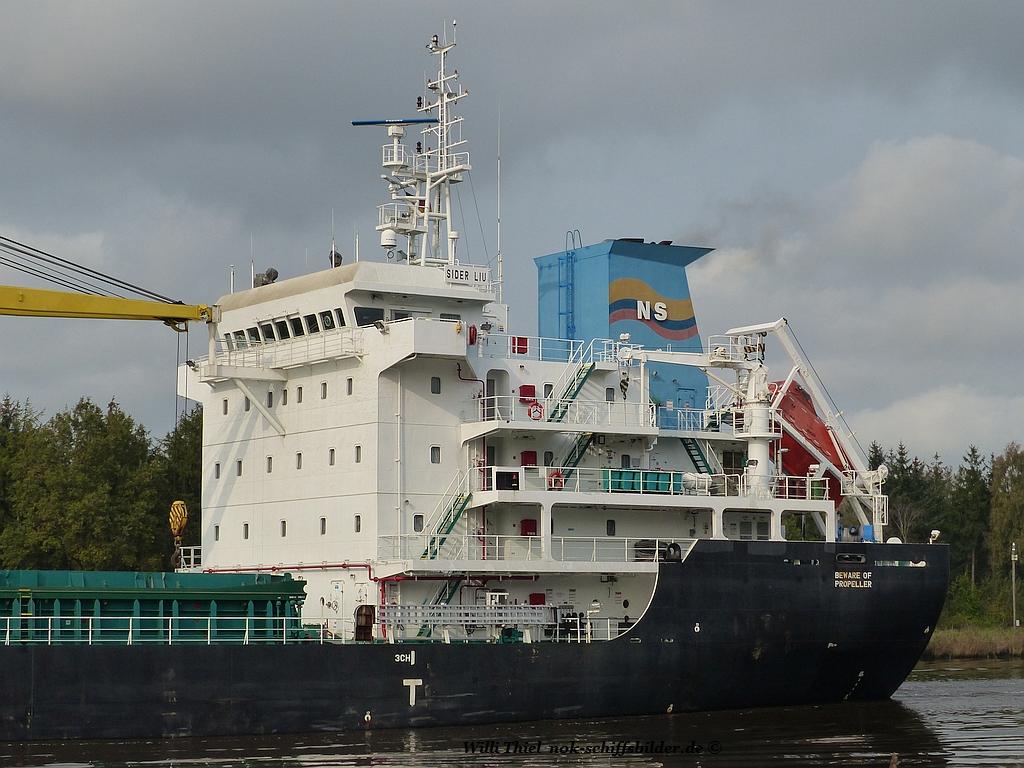 SIDER LIU -NAVIGEST TRUST SERVICES (JOVAL SHIPPING )