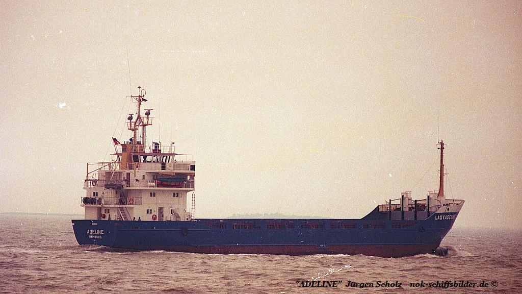 ADELINE Weser Bremerhjaven 1987.jpg