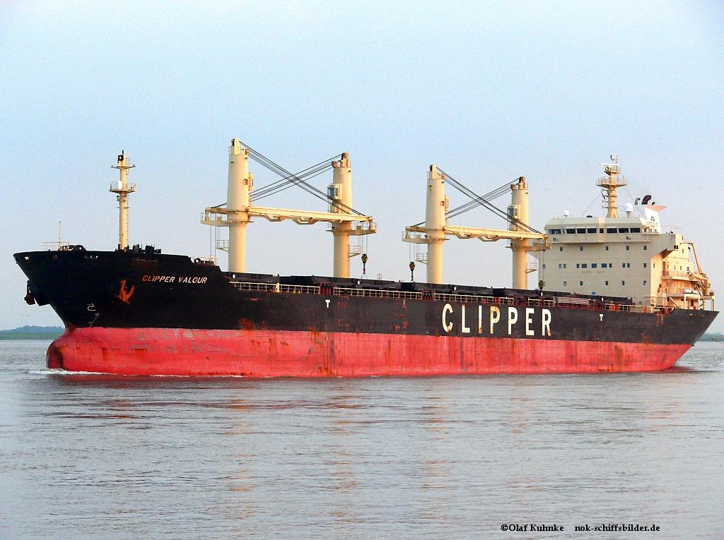 CLIPPER VALOUR
