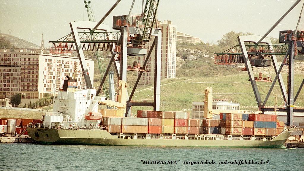MEDIPAS SEA