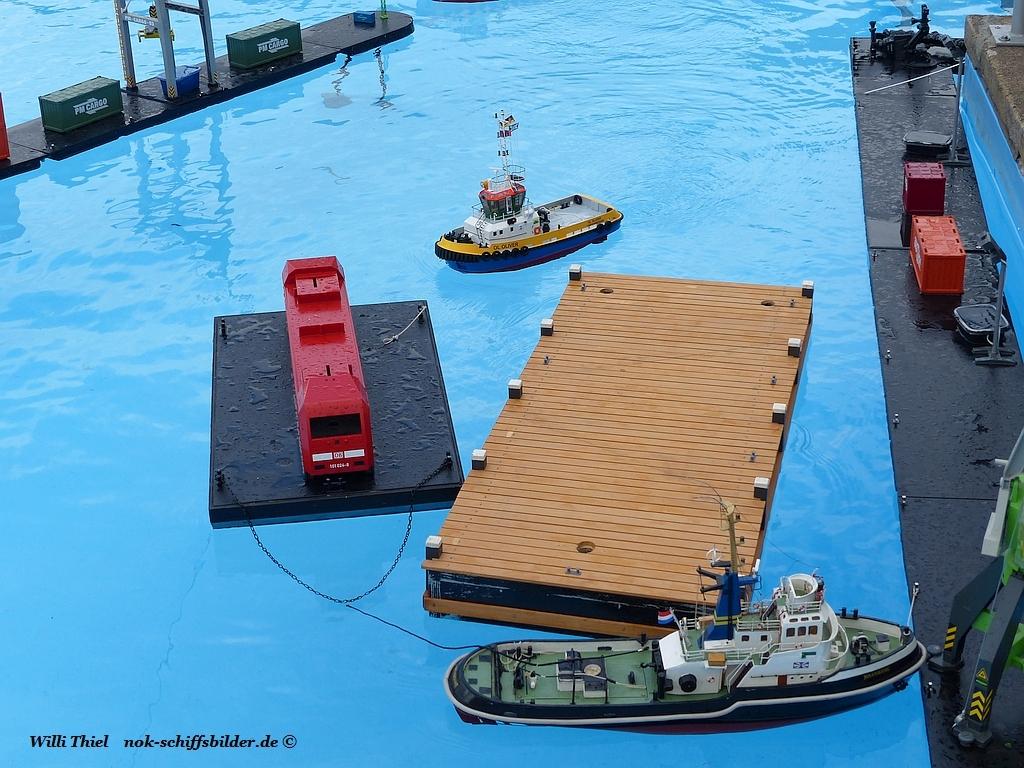 Hafenbetrieb- Aukrug