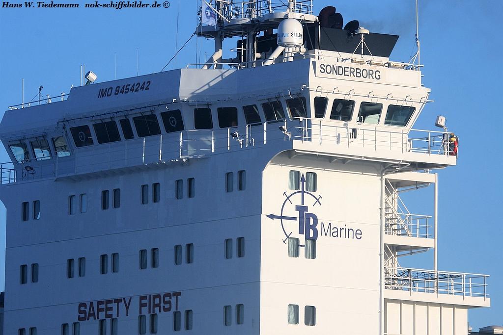 SONDERBORG -TB Marine Shipmanagement