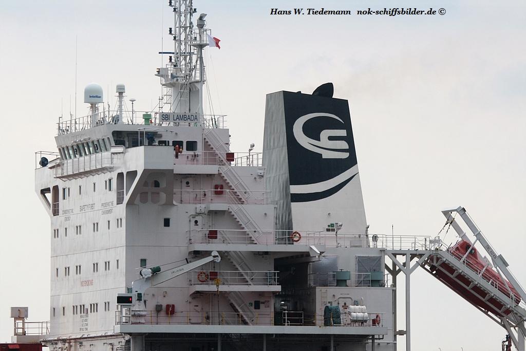SBI LAMBADA- Scorpio Ship