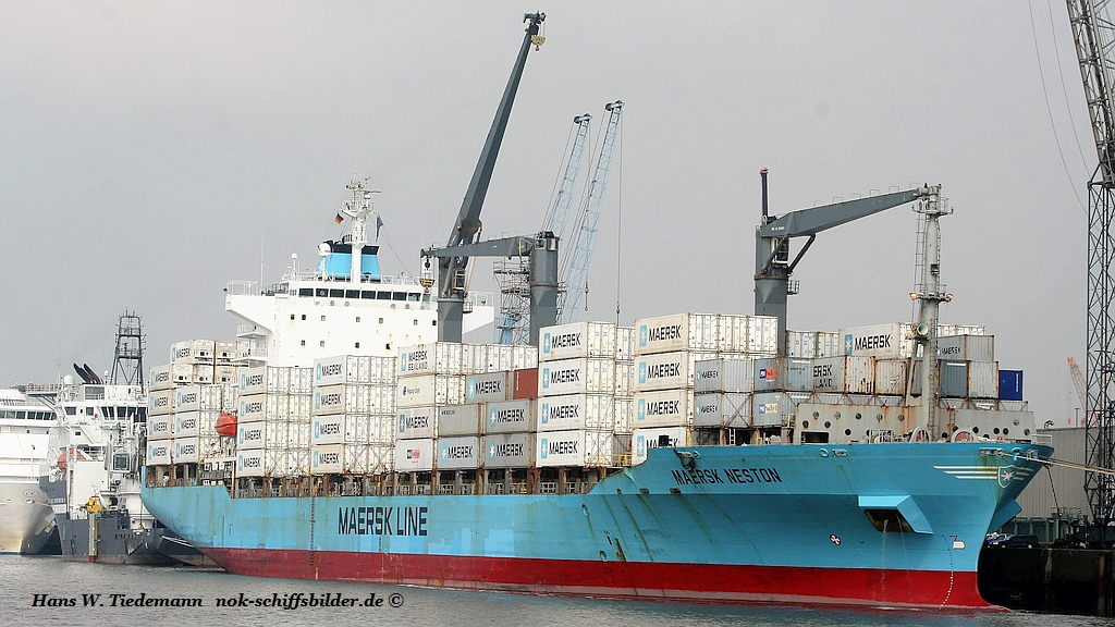 MAERSK NESTON