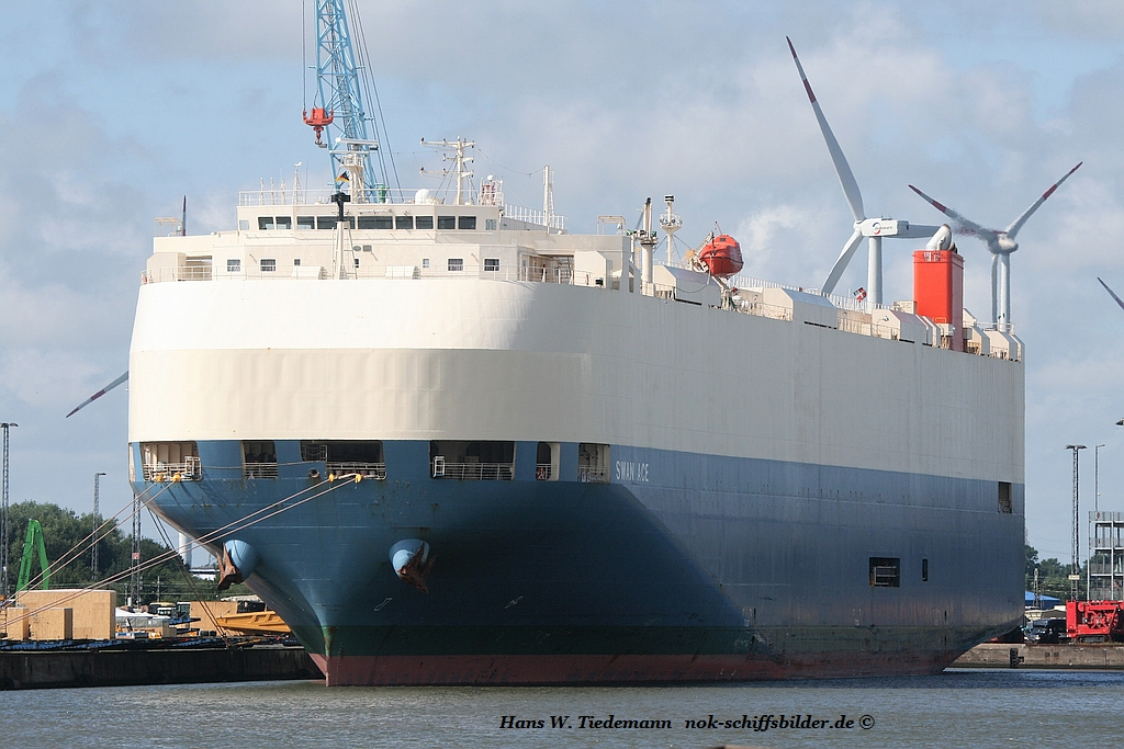 Swan Ace, BHS, -08, 58.685 gt, IMO 9338826 08.07.2017