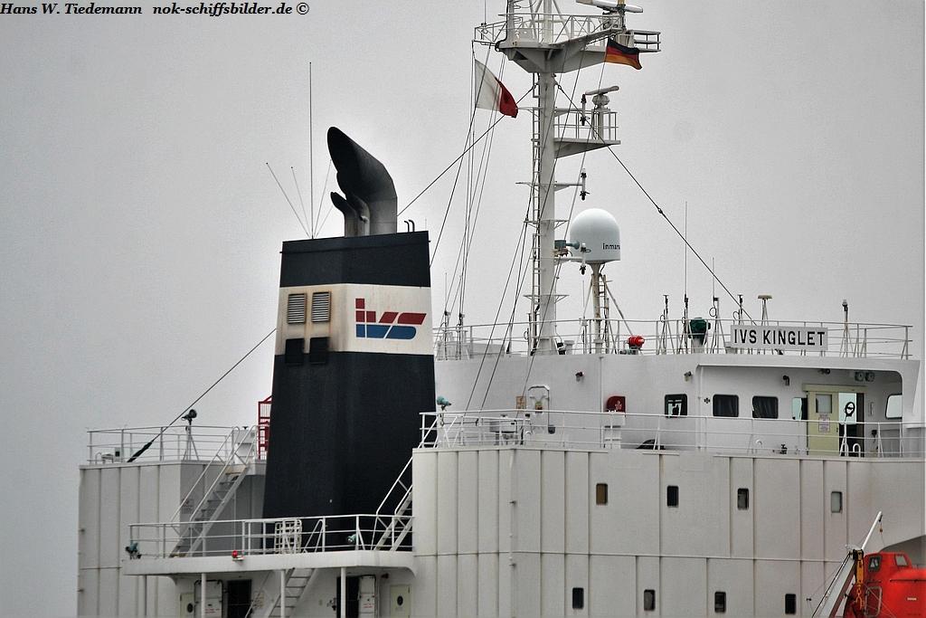 IVS KINGLET- GRINDROD SHIPPING (IVS BULK)