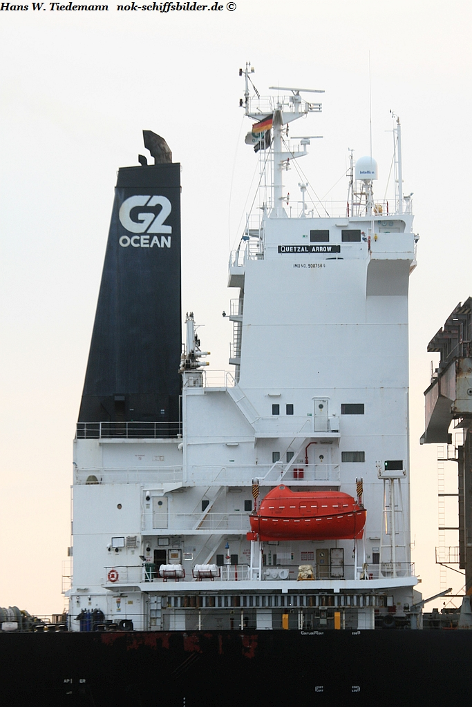 QUETZAL ARROW -G2 OCEAN AS
