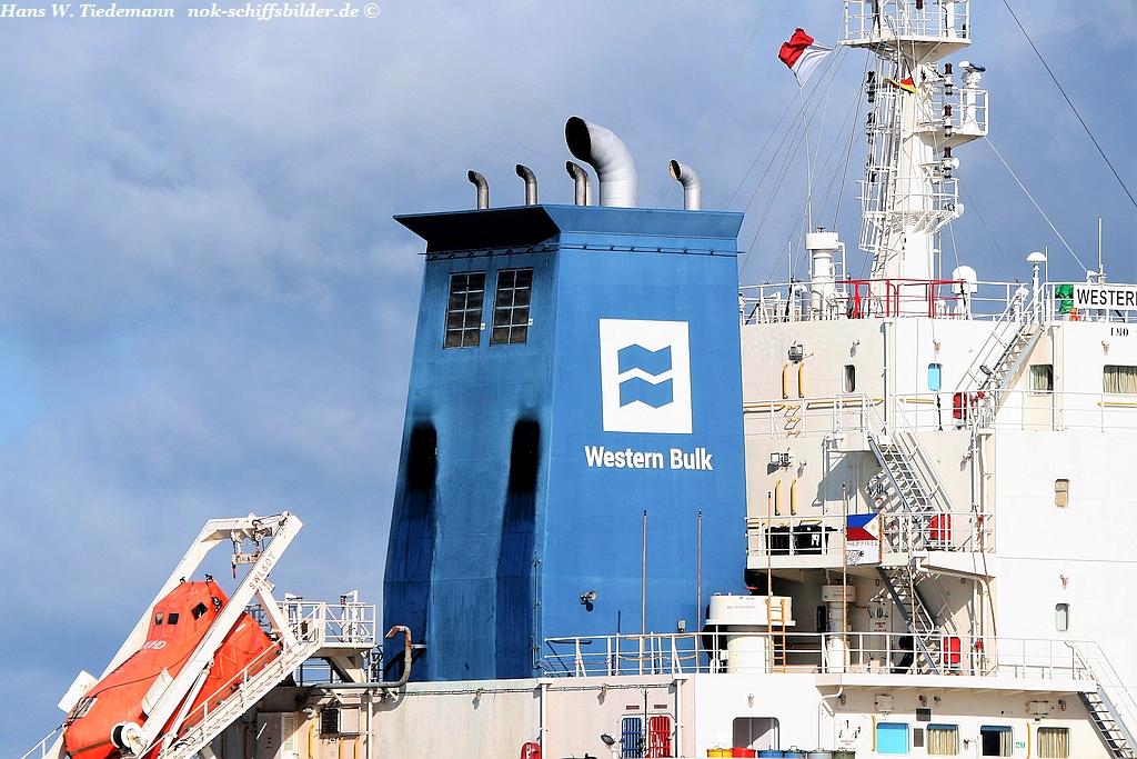 WESTERN DURBAN -NISSHIN SHIPPING (Western Bulk)