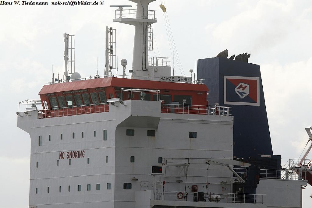 HANZE GENDT - HANZEVAST SHIPPING BV