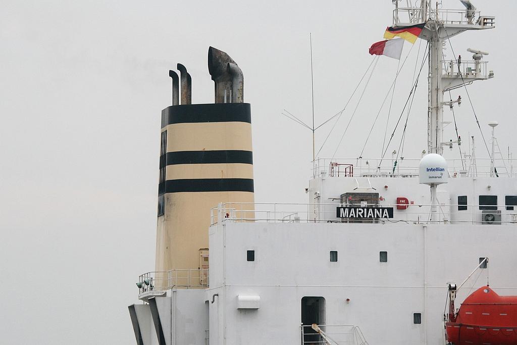 MARIANA- MASTERBULK SHIP MANAGEMEN