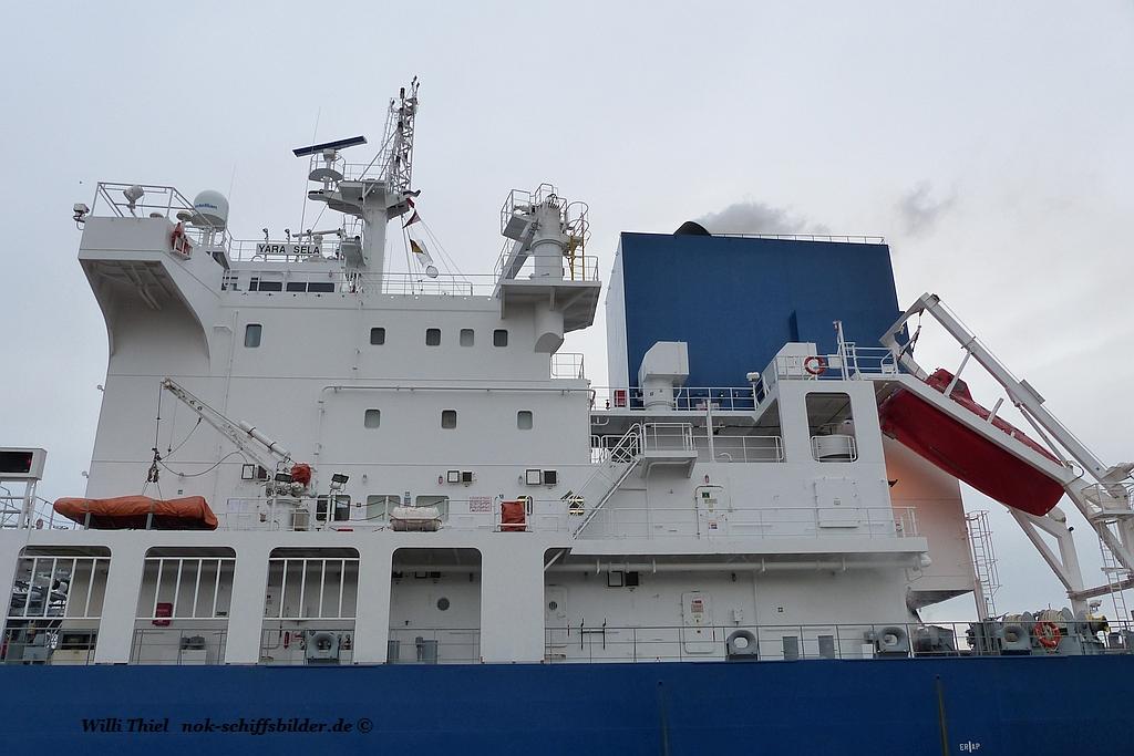 YARA SELA- YARA LPG SHIPPING (LAEISZ REEDEREI )
