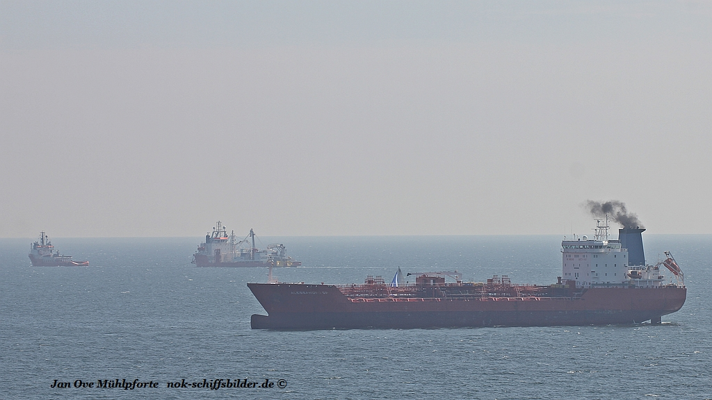ALESSANDRO DP  -  IMO n°  9384162