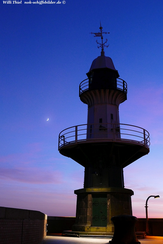 Leuchtturm MOLE 1