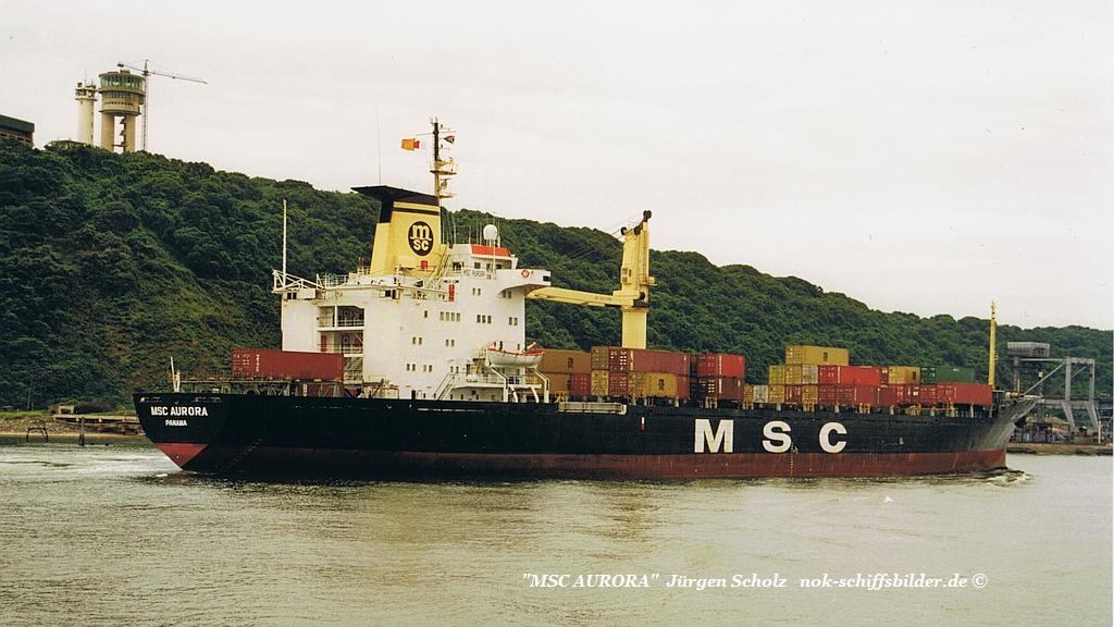 MSC AURORA
