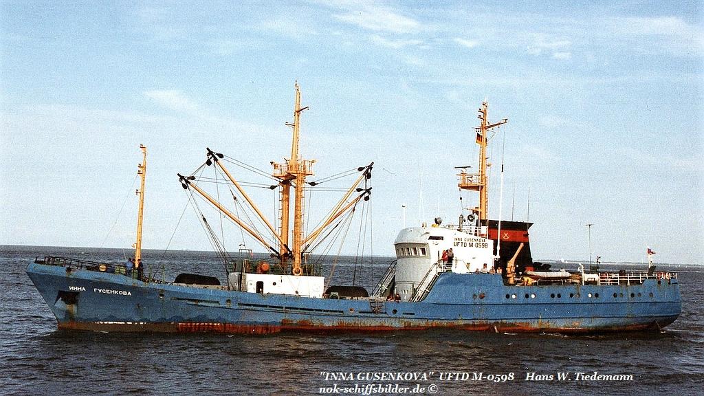 INNA GUSENKOVA  UFTD M-0598