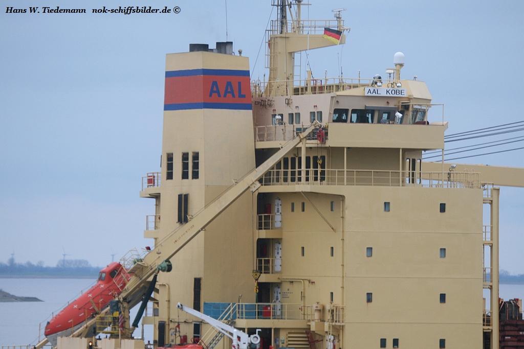 AAL KOBE - COLUMBIA SHIPMANAGEMENT