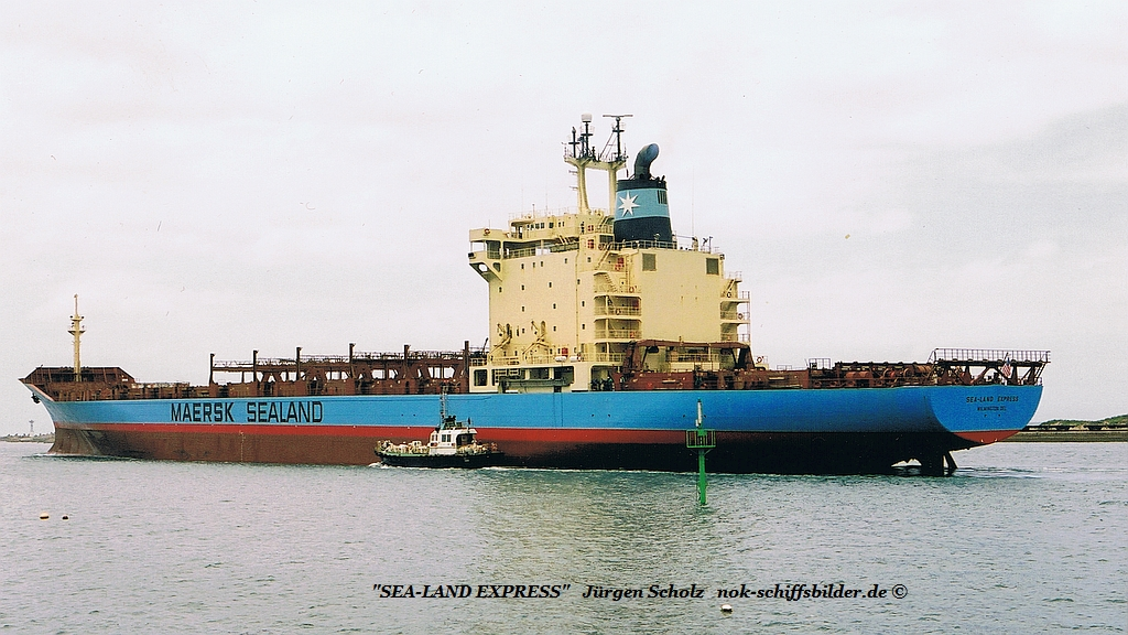 SEA-LAND EXPRESS