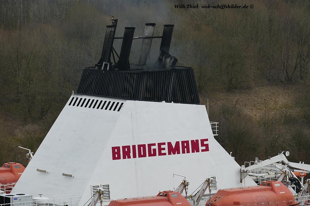 BLUEFORT  - TSCHUDI SHIP MANAGEMENT AS