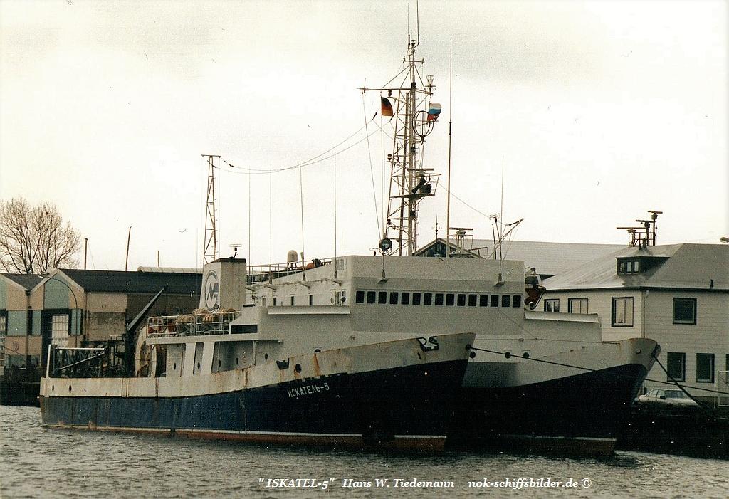 Iskatel 5, RUS, Murmansk, IMO 8418693 - 05.04.98 Bhv.jpg