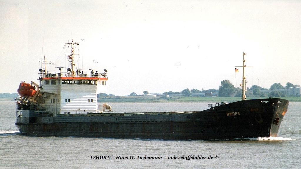 Izhora, RUS, -77, 2.426 gt, IMO 8866682 - 06.08.97 Bhv.jpg