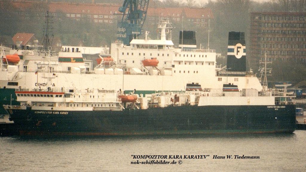 KOMPOZITOR KARA KARAYEV, Baku - 18.04.95 Kiel.jpg