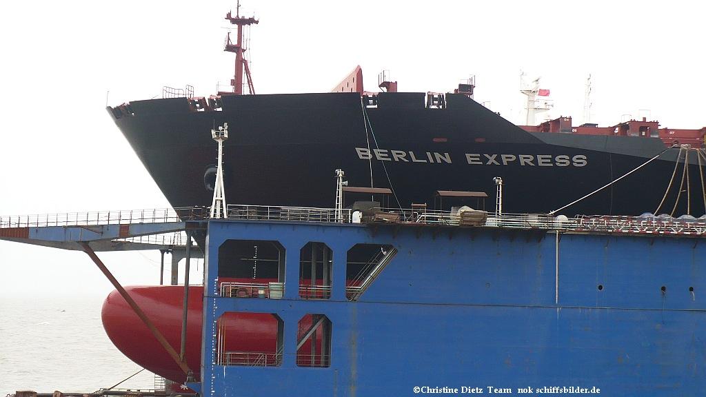Berlin Express - Shanghai