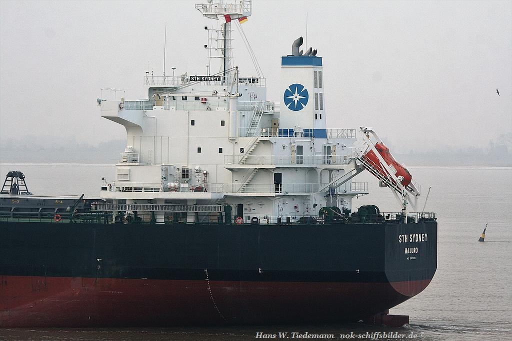 STH SYDNEY -STH COMMERCIAL MANAGEMENT (COLUMBIA SHIPMANAGEMENT)