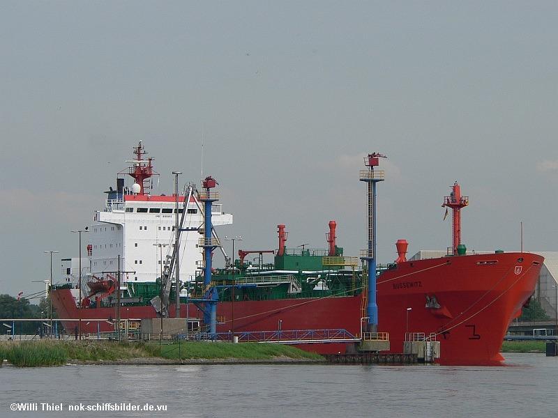 Ostermoor Hafen