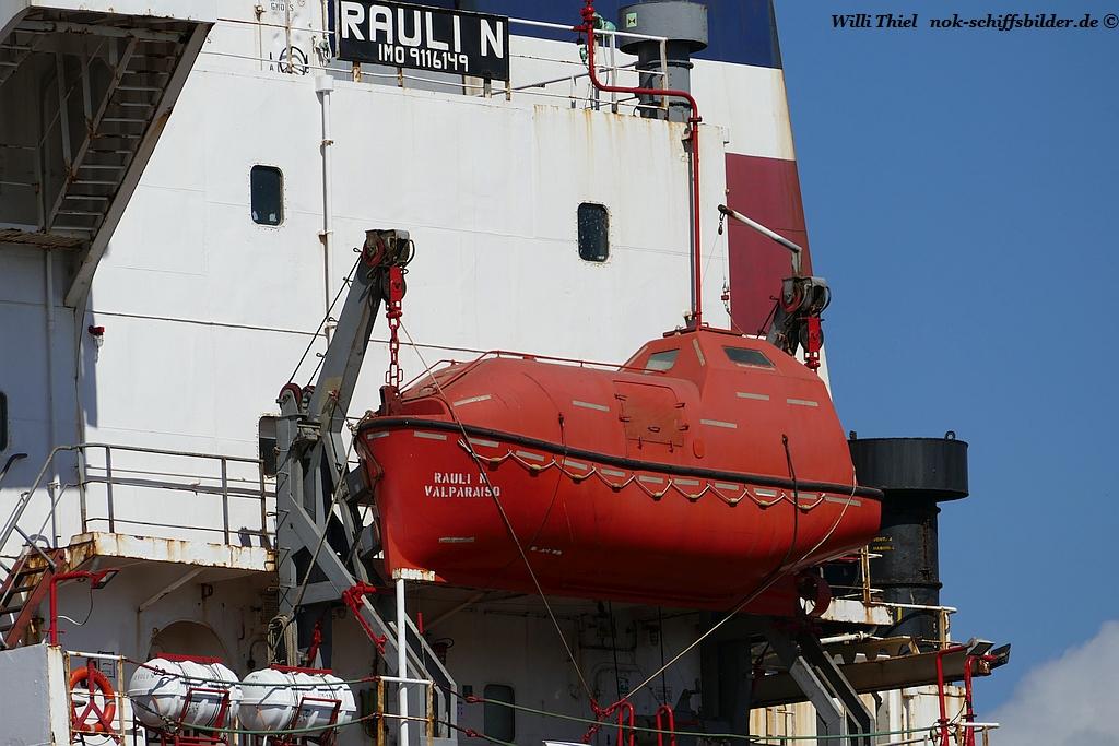 RAULI N - Rettungsboot