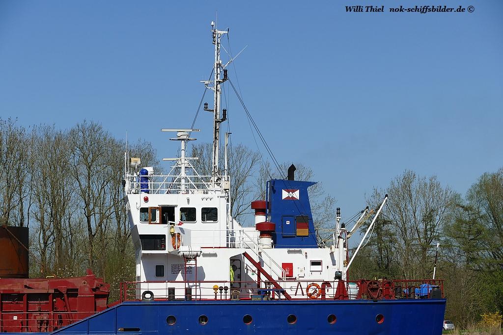SIMON B  - GBS-SHIPMANAGEMENT