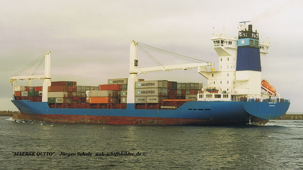 MAERSK QUITO