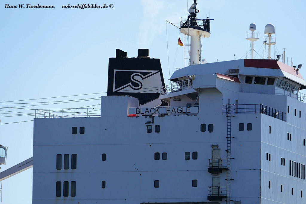 BLACK EAGLE -SEALIFT-BLACK EAGLE SHIPPING