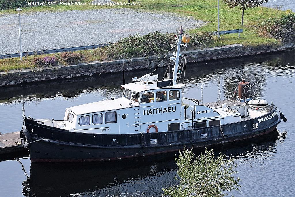 Haithabu (060914) Oelkers- Werft Baunummer 488 Haithabu in Wilhelmshaven.jpg