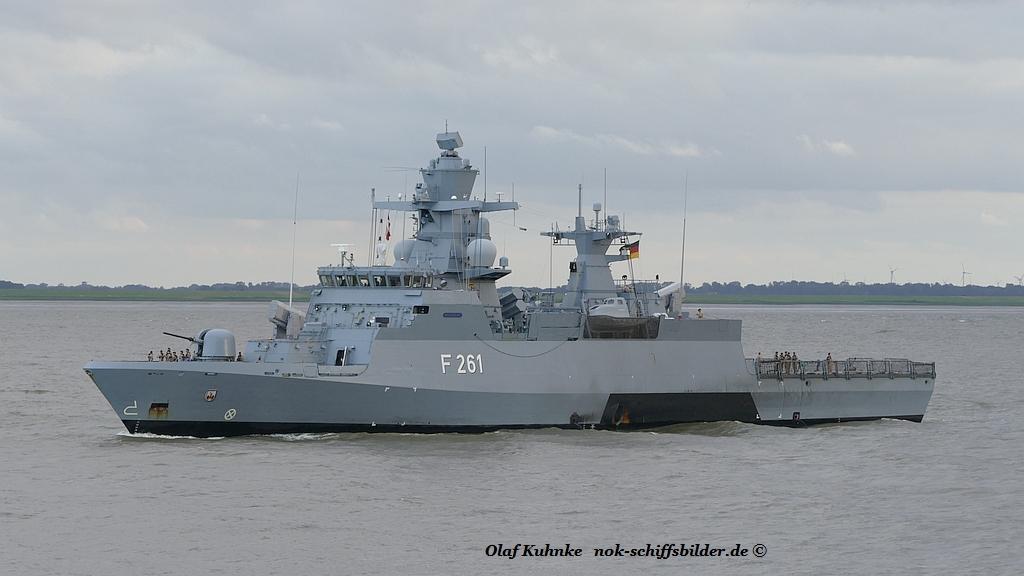 MAGDEBURG F 261