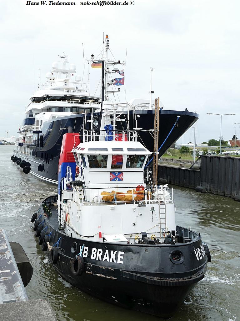 VB BRAKE- ULYSSES  -VB BERNE