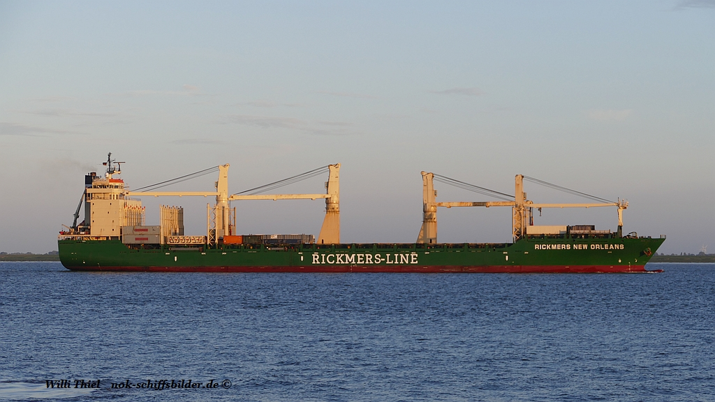 RICKMERS NEW ORLEANS