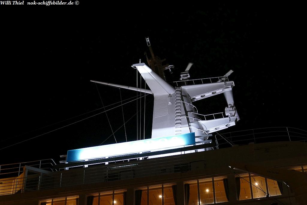 ALBATROS - Vormast bei Nacht ....