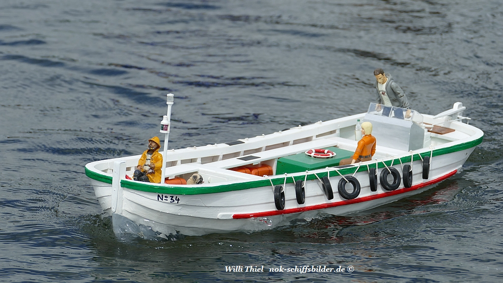 Börteboot  N° 34