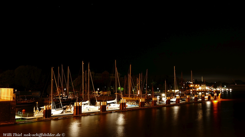 Brunsbuettel-Yachthafen