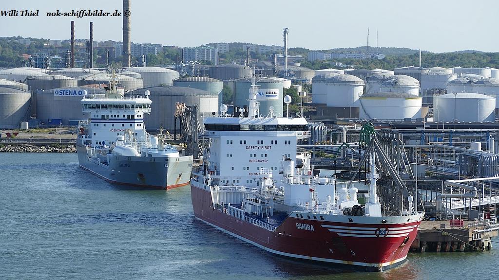 Goeteborg Tanker-Pier